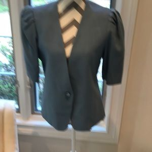 Tailored pretty bluejacket. S/sl . Lined
